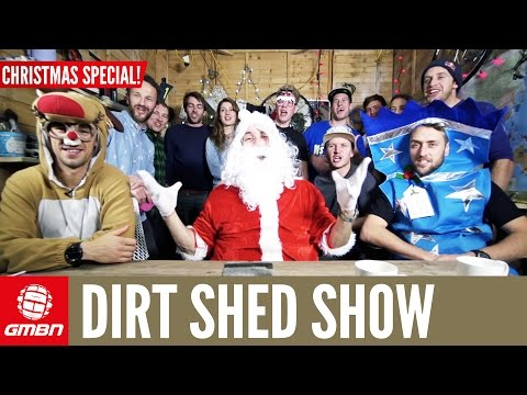 The Dirt Shed Show Christmas Show + Special Guests! Ep. 42