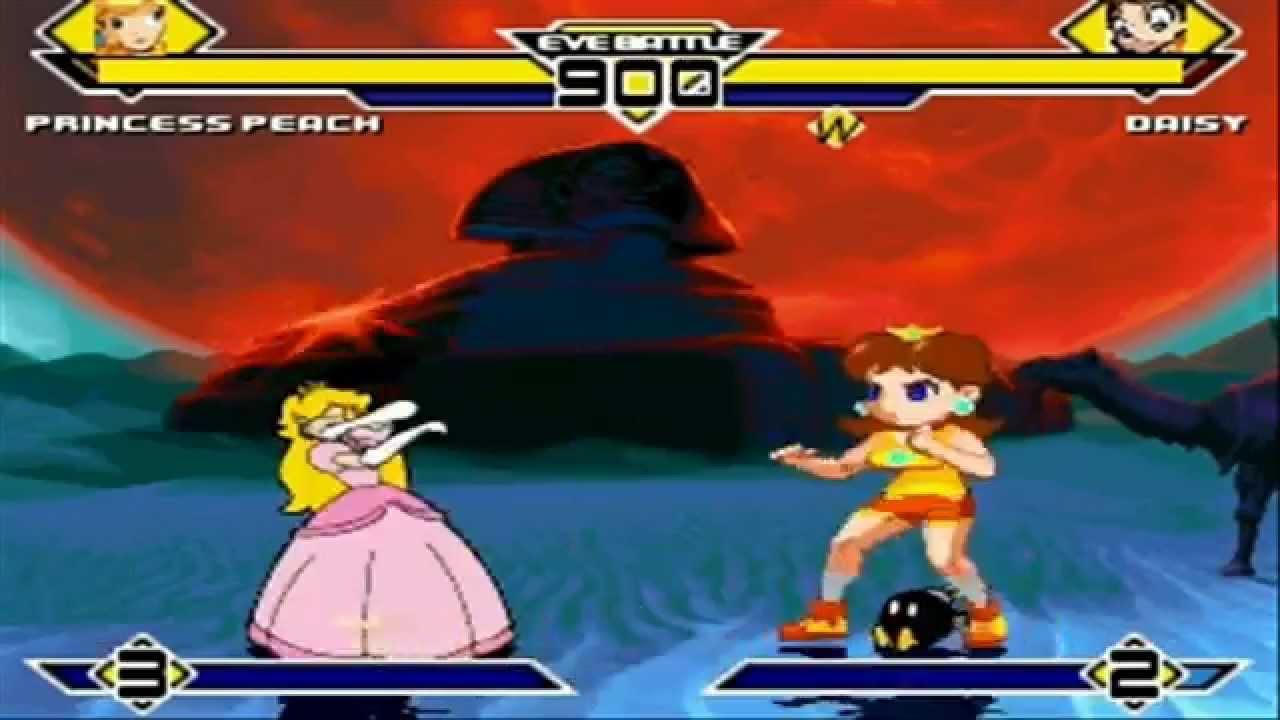 Download Peach vs Daisy MUGEN Battle!!!