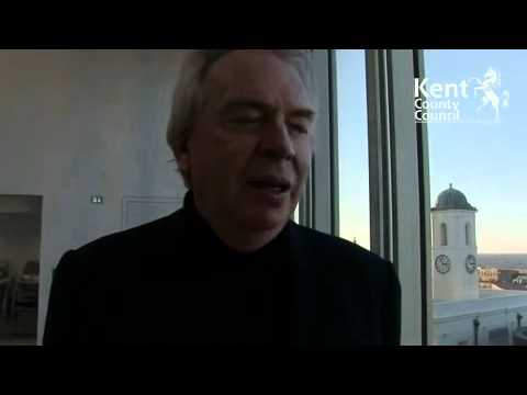 Sir David Chipperfield CBE interview about Turner Contemporary (KTVarchive)