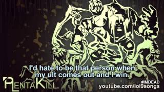 Repeat youtube video PlentaKill - I'm Dead (Hollywood Undead - Undead LoL Parody) [Explicit] PLK