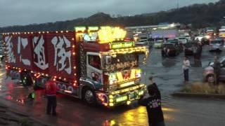 素晴らしいトラック達で会場は賑わっていました。