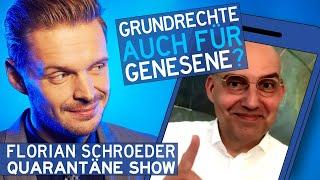 Die Corona-Quarantäne-Show vom 28.02.2021 mit Florian und Prof. Eckhard