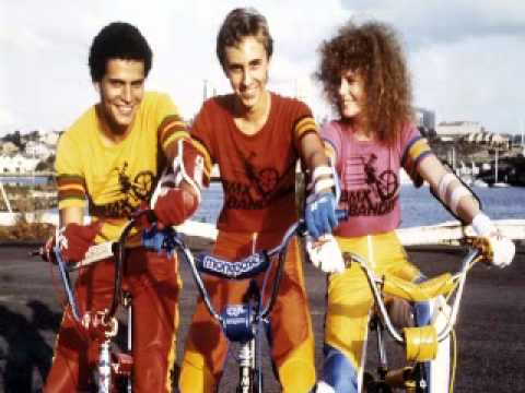 The Papers - Ready to fly (BMX Bandits soundtrack)