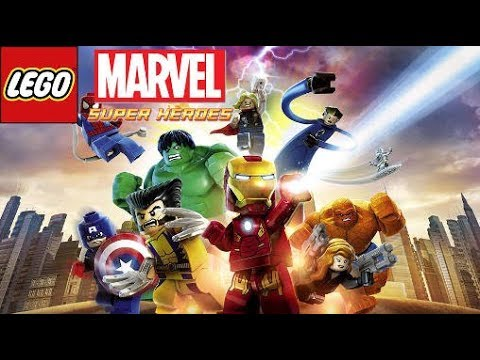 HOW TO DOWNLOAD LEGO MARVEL SUPER HEROES MOD APK DATA - YouTube