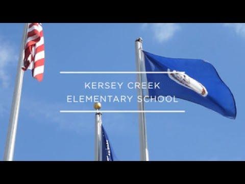 RAMP School of Distinction:  Kersey Creek Elementary School