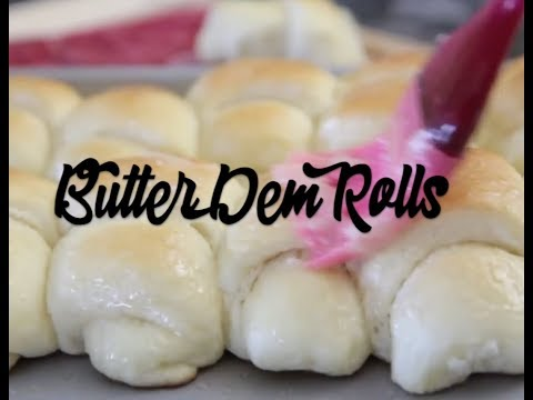 Butter Dem Rolls /OFFICIAL LYRIC VIDEO / Inside Joke