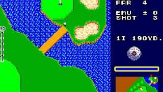 Great Golf Japan ~ Sega Master System Mark III