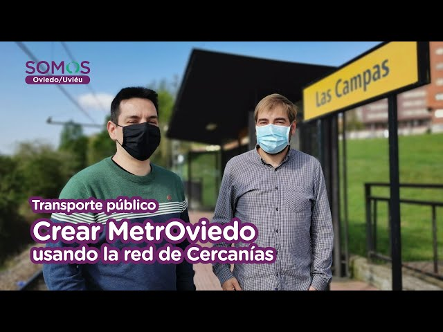 #MetrOviedo: Revolucionar el transporte público municipal