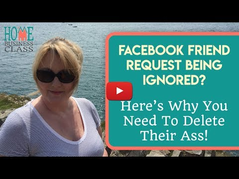 How To Tutorial How & Why You Need To Delete Those Facebook Friend Requests That Don't Get Accepted