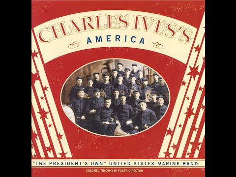 """IVES Variations on """"America"""" (orch. Schuman, trans. Rhoads) - """"The President"""