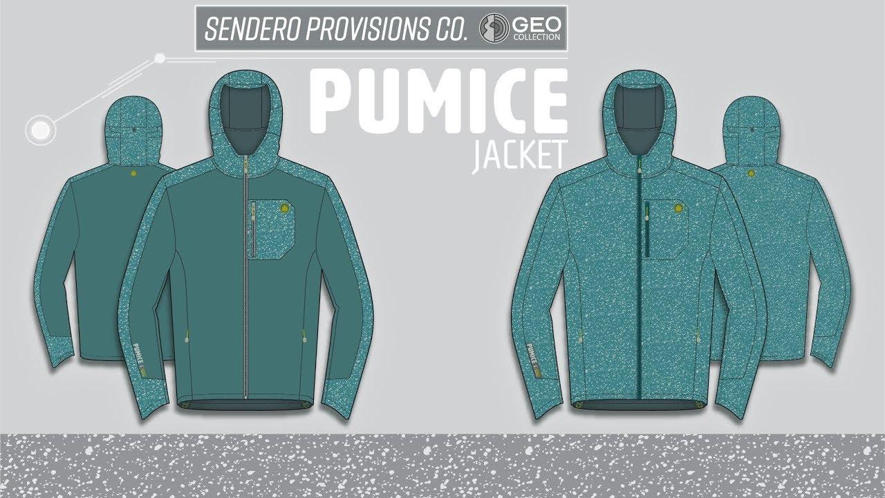 Fishstarter: The Pumice Jacket from Sendero Provisions