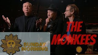 The Monkees At 50 CBS Sunday morning full interview reupload  2016 Good times