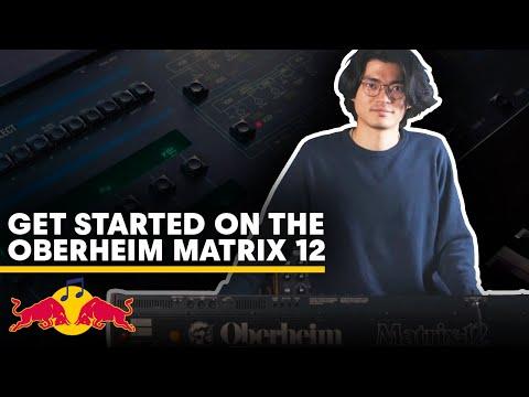 First Patch - Oberheim Matrix 12 | Red Bull Music Academy
