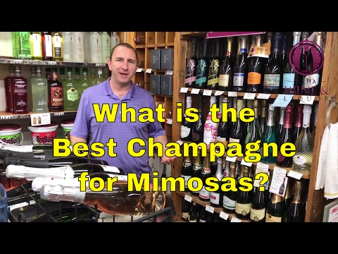 What Is The Best Champagne For Mimosas? | Episode #023
