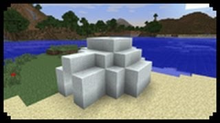 ✔ Minecraft: How to make an Igloo