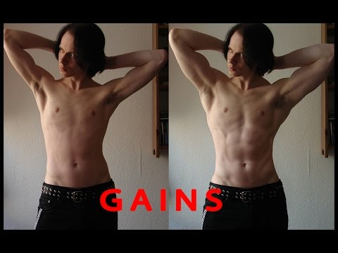 PHOTOSHOP BODY TRANSFORMATION - Build muscles and get a sixpack