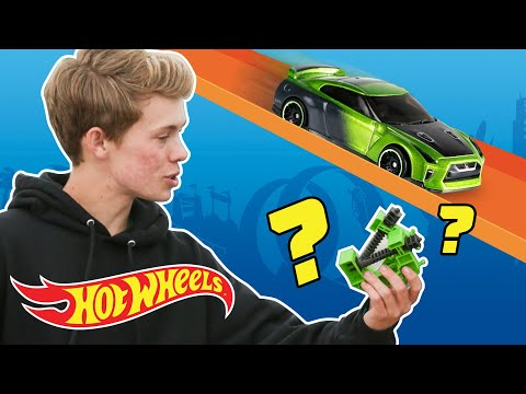 Who Will Survive The Tanner Fox Run Track Pack #challenge? | Hot Wheels Unlimited | Hot Wheels
