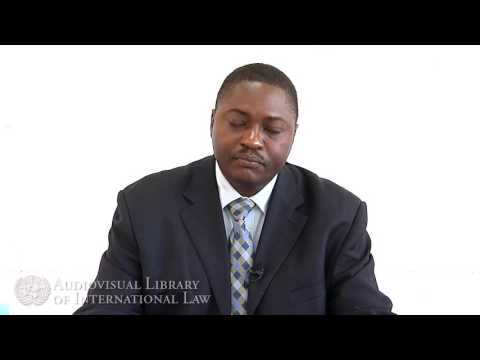 Adelardus Kilangi on the Principle of Permanent Sovereignty over Natural Resources in Africa