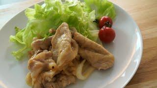 豚肉 生姜 焼き タモリ