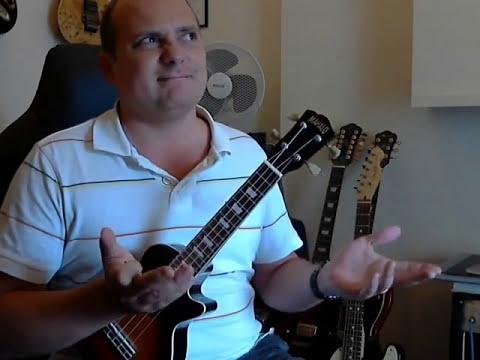 How To Play Paradise City On Ukulele Lesson Youtube