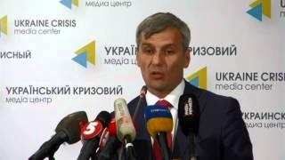 Work of the Verkhovna Rada. Ukraine Crisis Media Center, 28th of August 2014