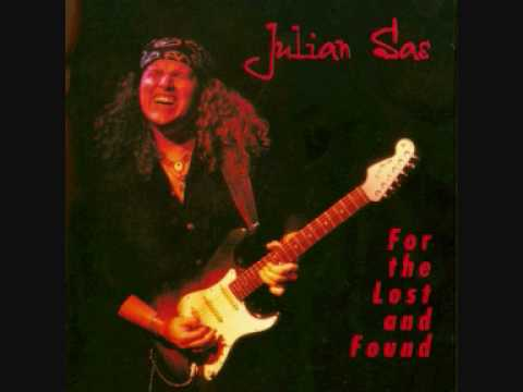 Julian Sas - Blues For J (studio)
