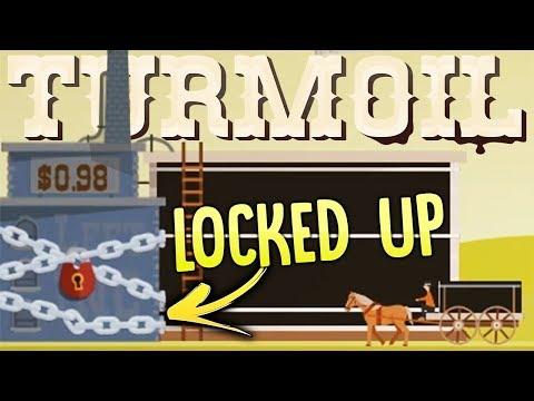 Turmoil - Lock Up Screw Up - New Hidden Treasure! - Turmoil The Heat is On Gameplay