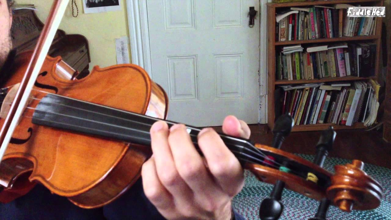 Simple Gifts - Basic Fiddle Lesson