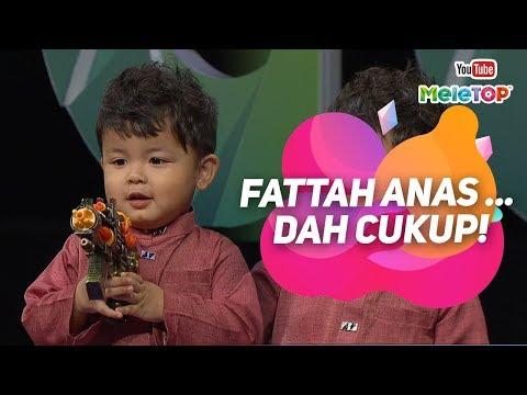 Fattah Anas yg VIRAL jadi kucing, steady je nyanyi lagu Sufian Suhaimi depan Elfira Loy | MeleTOP