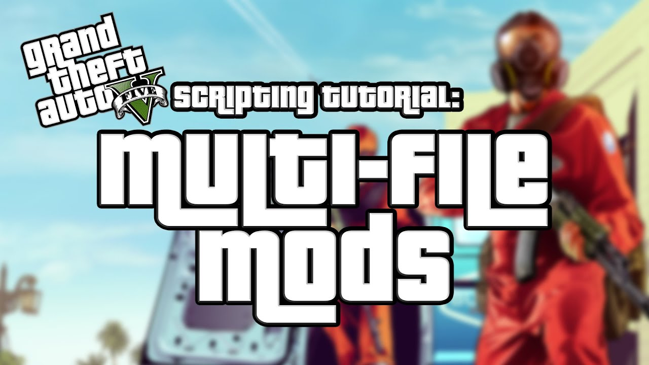 Gta scripting tutorial rpg