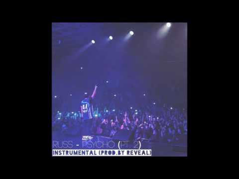 Russ Psycho (pt. 2) Instrumental (prod. by Reveal)