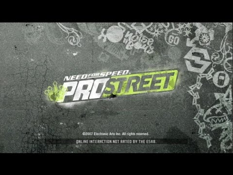 need for speed prostreet wii gameplay youtube. Black Bedroom Furniture Sets. Home Design Ideas