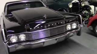 1966 Lincoln Continental Convertible For Sale~462~Automatic~Beautiful Condition
