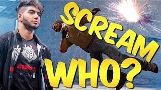 ScreaM WHO? ONE TAPS! CS:GO Montage #13