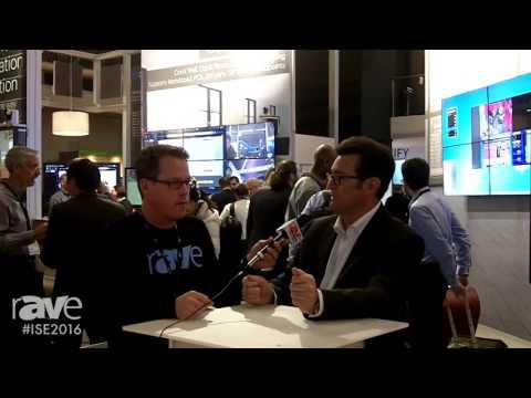 ISE 2016: Gary Kayye Interviews Brady Bruce of InFocus