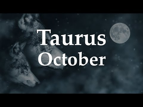 Taurus READY FOR YOUR NEXT MOVE? October 2018  - Aquarian Insight