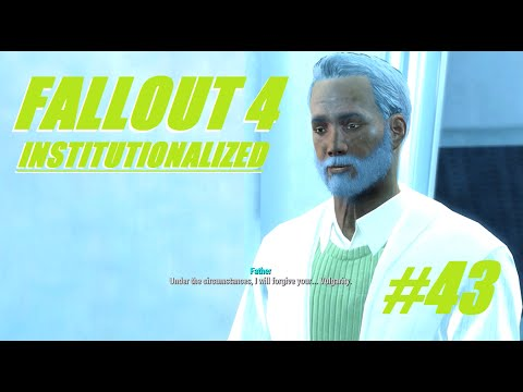 Fallout 4 Institutionalized (Railroad) - Kido The Merciless Ep 43