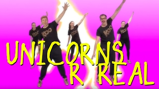 Koo Koo Kanga Roo - Unicorns R Real: Dance-A-Long Video
