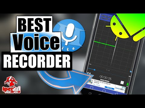 Best Voice Recording App For Android