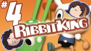 Ribbit King: Bubble Trouble - PART 4 - Game Grumps VS