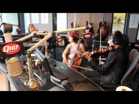 Rush's String Section on Q107