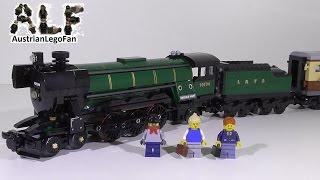 Lego Creator 10194 Emerald Night / Smaragdexpress - Lego Speed Build Review