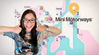 Lets play some Mini Motorways