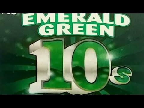 OPERATION JACKPOT VOLUME 1047: EMERALD 10S (50,100,50, 50........NOT BAD!)