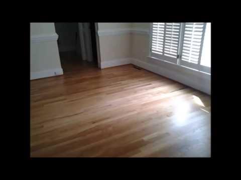 Home On Hawk Crest Ct Pt 2 After Hardwood Floor Refinishing