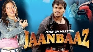 Man on Mission Jaanbaaz - Full Length Action Hindi Movie
