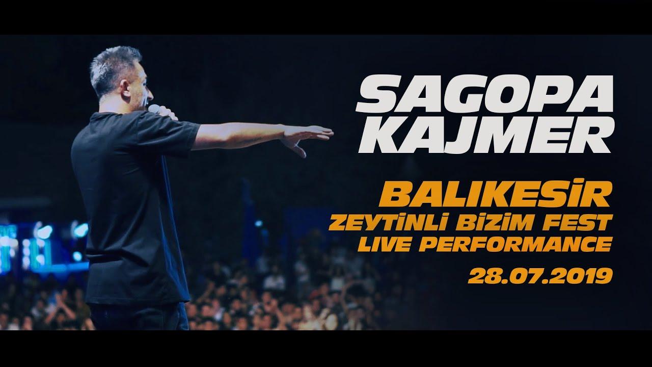 Sagopa Kajmer / Balıkesir Zeytinli Bizim Fest Live Performance