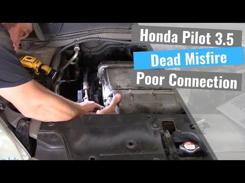 Honda Pilot: Engine Misfires, Skips & Runs Rough