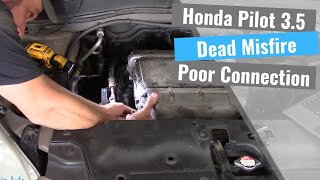 Honda Pilot: Engine Misfires, Skips & Runs Rough
