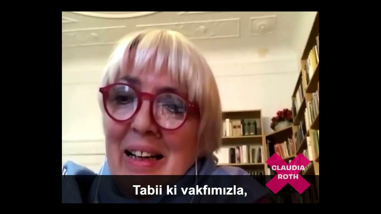 Claudia Roth | #OsmanKavala Book Talk